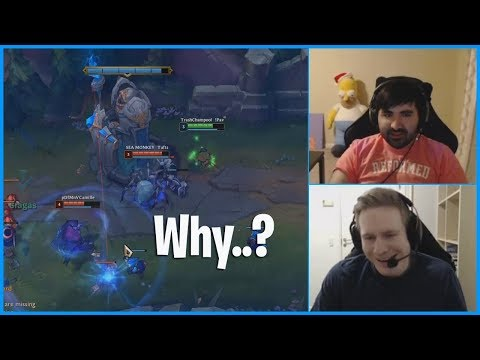 Why League of Legends Community Dislikes Teemo? Show this... | LoL Daily Moments Ep 755
