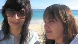 Diário De Duas Divas - A Praia E As Peripécias