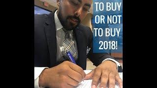 2018 SFV: SHOULD I EVEN BUY REAL ESTATE?
