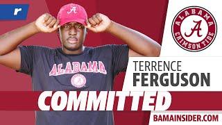 Terrence Ferguson Commits To Alabama