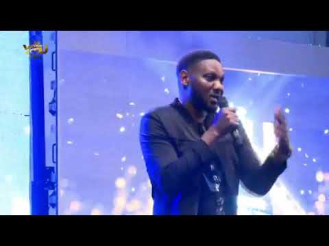 Watch The Crowd Go Crazy As Nyelu Performs WOSOP At YES YOU CAN REALITY TV SHOW 2018 | RIVO MUSIC