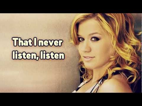Tell Me A Lie - Kelly Clarkson