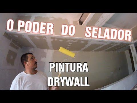 Forro e parede drywall