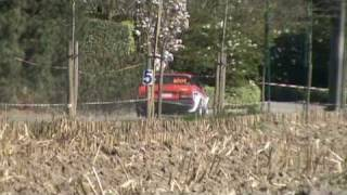 preview picture of video 'TAC rally Tielt 2011 (vanaf 0:30 betere kwaliteit)'