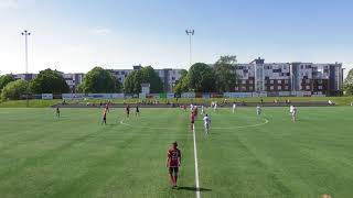 Vänersborgs IF - Vårgårda IK Div 2 norra Götaland 26-05-2018 omgång 8 (halvlek 1)