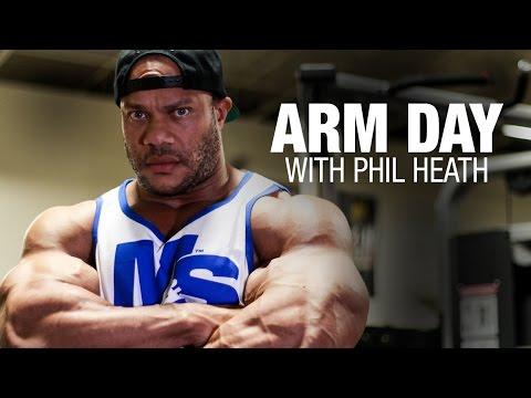 Wielkość mięśni nie jest zwiększona