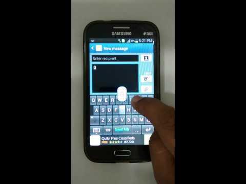 Video of Marathi Keyboard