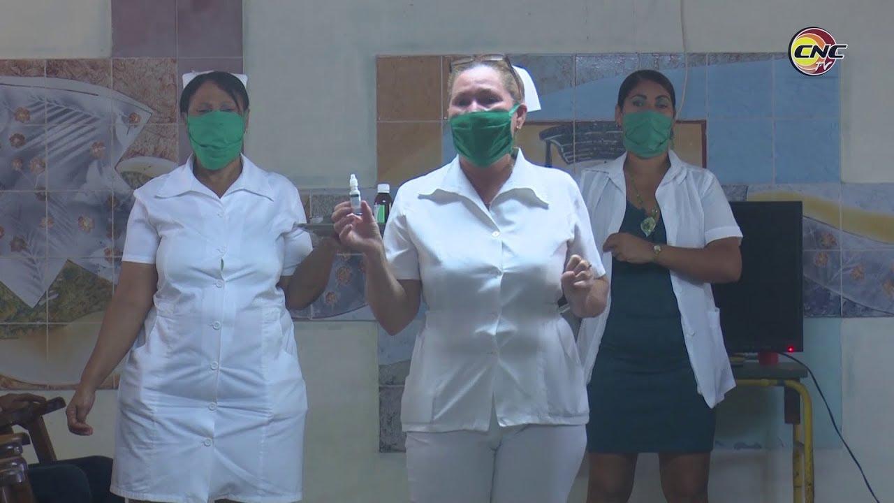 Se administra en la provincia Granma medicamento homeopático PrevengHo-vir