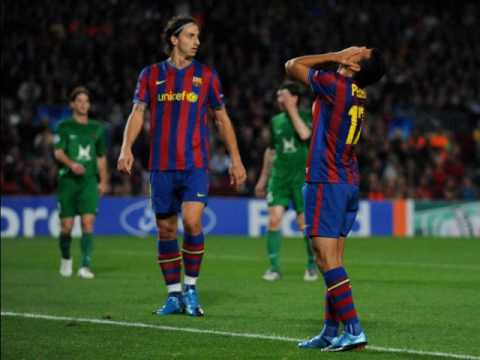 The Best Club In The World! FC Barcelona!
