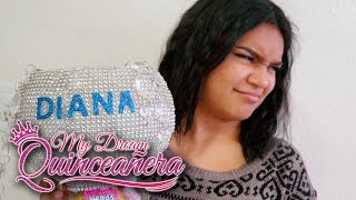 Dye Job Gone Wrong?! - My Dream Quinceañera - Diana Ep 1