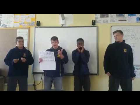 Deutschunterricht in Klasse 9 - German class in Grade 9: Konjunktiv II
