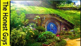 Guided Sleep Meditation: Village in the Shire (LOTR) with ASMR