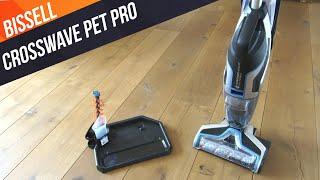 BISSELL 2225N CrossWave Pet Pro 3-in-1 Bodenreiniger ►Test & Erfahrung  mit dem Bissell Wischsauger