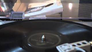 """Tampa Red """"New Bad Luck Blues"""" 78 rpm"""