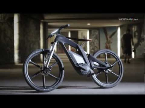 2012 - Audi-e-bike-Wörthersee-Clip-Julien-Dupont The fastest E-Bike