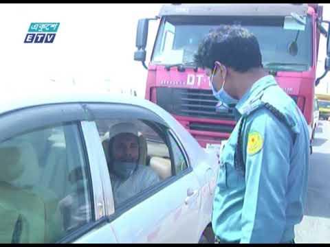 ঢাকায় ঢুকতে আর বের হতে কারণের অভাব নেই যাত্রীদের | ETV News