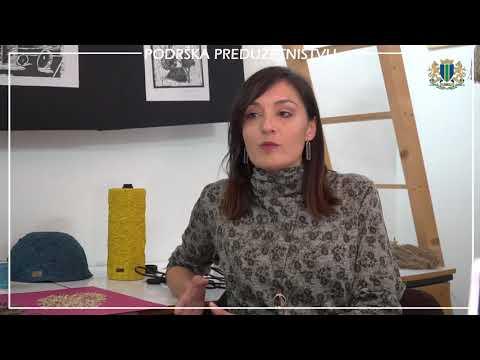 Dekorativna rasvjeta Svitac osvaja tržište - Baranka Nataša Drešić ručno pravi lampe i lustere od prirodnih materijala (VIDEO)