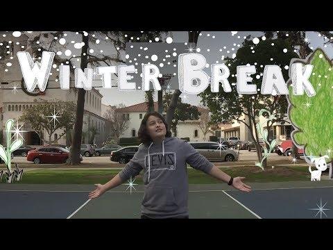 Anthony Bvlgari - Winter Break - Christmas Radio
