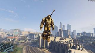Hướng dẫn cài đặt mod Iron Man game GTA 5 (100% thành công)