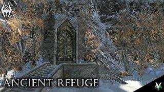 ANCIENT REFUGE: Snow Elf Player Home!!- Xbox Modded Skyrim Mod Showcase
