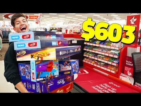 I'll buy anything Preston Can Carry Challenge