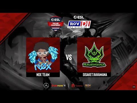 ESL Thailand Championship - RoV Division 1, Presented by Mercedes-Benz | Week 3 Day 2