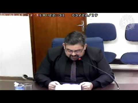 Câmara Municipal de Juquitiba - 7ª Sessão Ordinária 2019