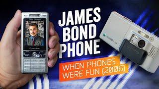 James Bond's Last Gadget Phone: When Phones Were Fun