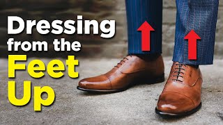 From Shoes To Shirt - Build YOUR Outfit From The Feet Up (In 5 Steps!)