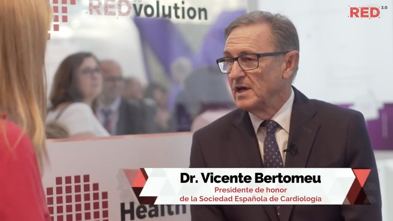 Health RedVolution: Dr. Vicente Bertomeu