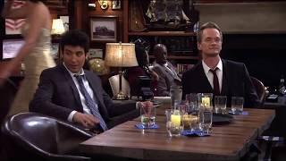 Barney's truth serum drunk