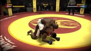 EA Sports MMA Online Fight
