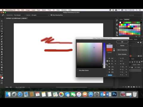 42-Adobe PhotoShop CC|  Brush