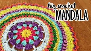 How To Crochet MANDALA ♥ CROCHET LOVERS