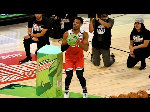 Devin Booker, Buddy Hield Duel 2020 NBA 3 Point Contest!