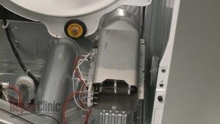 LG Electric Dryer Won't Heat? Heating Element #5301EL1001J