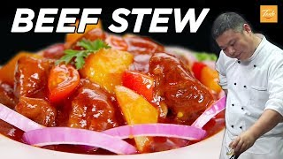 How To Make Perfect Beef Stew Every Time By Masterchef