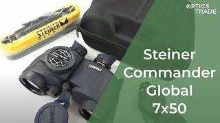 Steiner Commander Global 7x50 binoculars review