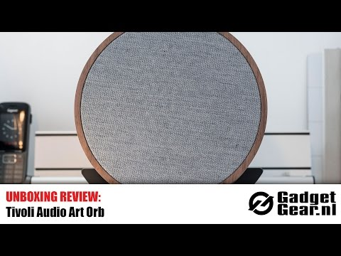Unboxing Review: Tivoli Audio Art Orb