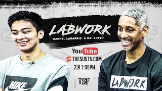 LaBWork (Ep. 5) - TSF's Kai Sotto & Coach Darryl LaBarrie