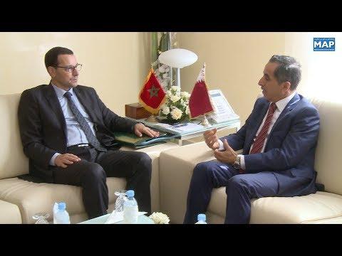 العرب اليوم - شاهد: سبل تفعيل البرامج المشتركة بين المغرب وقطر