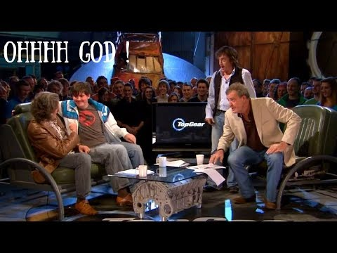 Top Gear Funny Clip : Fizzy Sensation (on Exciting Cars)
