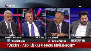 Mehmet Metiner: Brunson Olayında Taktiksel Hatalar Yapıldı
