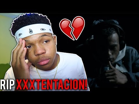 XXXTENTACION - MOONLIGHT (OFFICIAL MUSIC VIDEO) REACTION!!