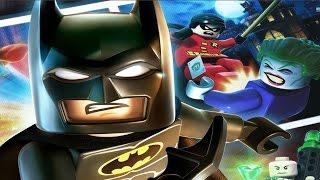 LEGO Batman The Videogame Full Movie