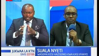 Suala Nyeti: Mawakili waandamana Eldoret