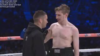 John Scarce VS Rackaracka Full Fight! KSI VS Logan Paul Under-card Fight