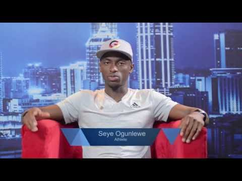 PG TV: Nigeria's Fastest Man Seye Ogunlewe speaks on His Experience at the Rio Olympics, His Performance & more | Watch