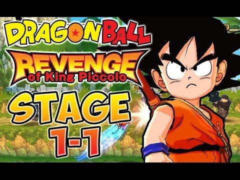 Gameplay de Dragon Ball: Revenge of King Piccolo