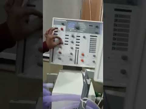 Refurbished Siemens 300 Servo Ventilator